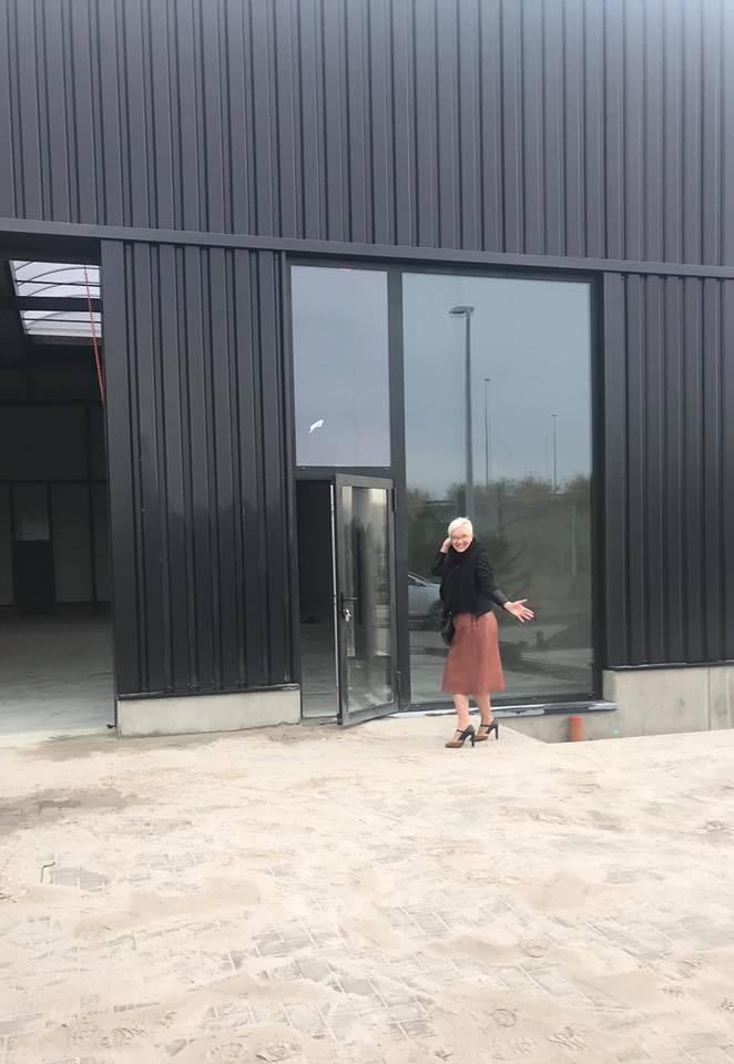 Eerste opleveringen in bedrijvenpark Witte Molen te Aarschot