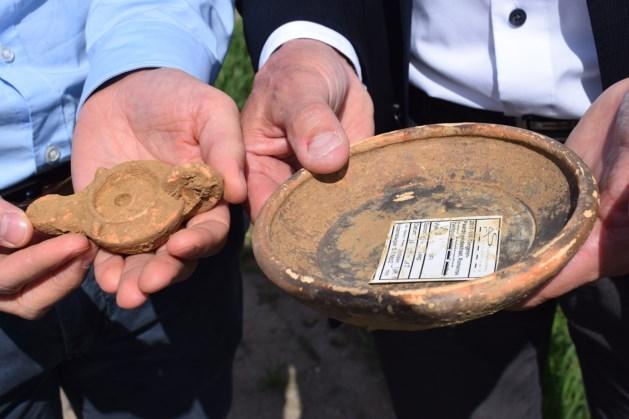 Archeologische ontdekkingen in Tongeren