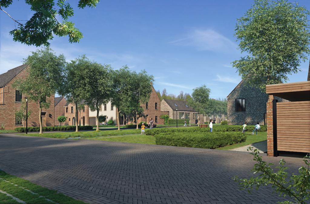 Hasselt groeit in enkele jaren tijd met duizenden inwoners