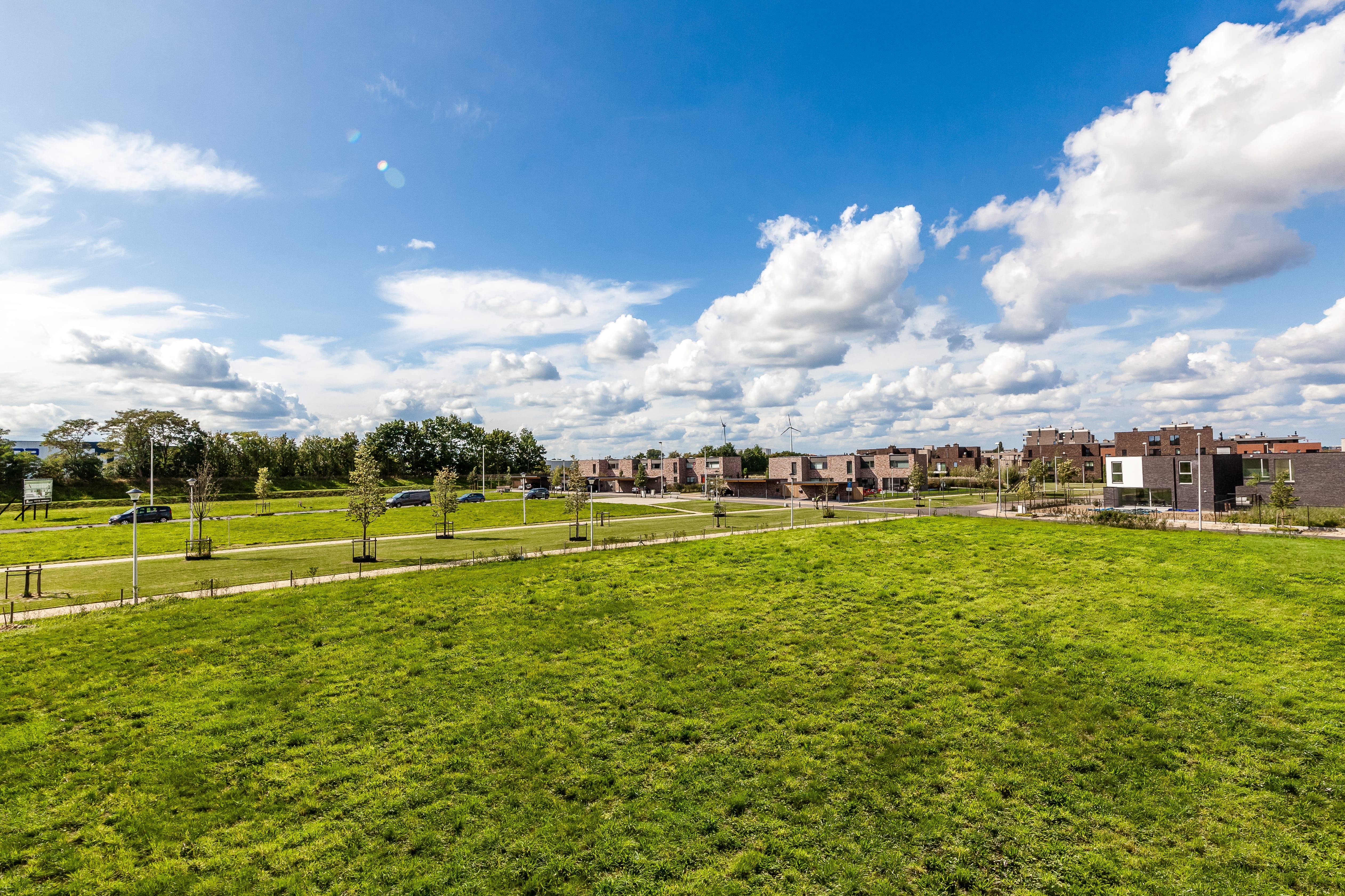 Nieuwe schakelvilla's en bouwgronden in Park Ekkelgarden