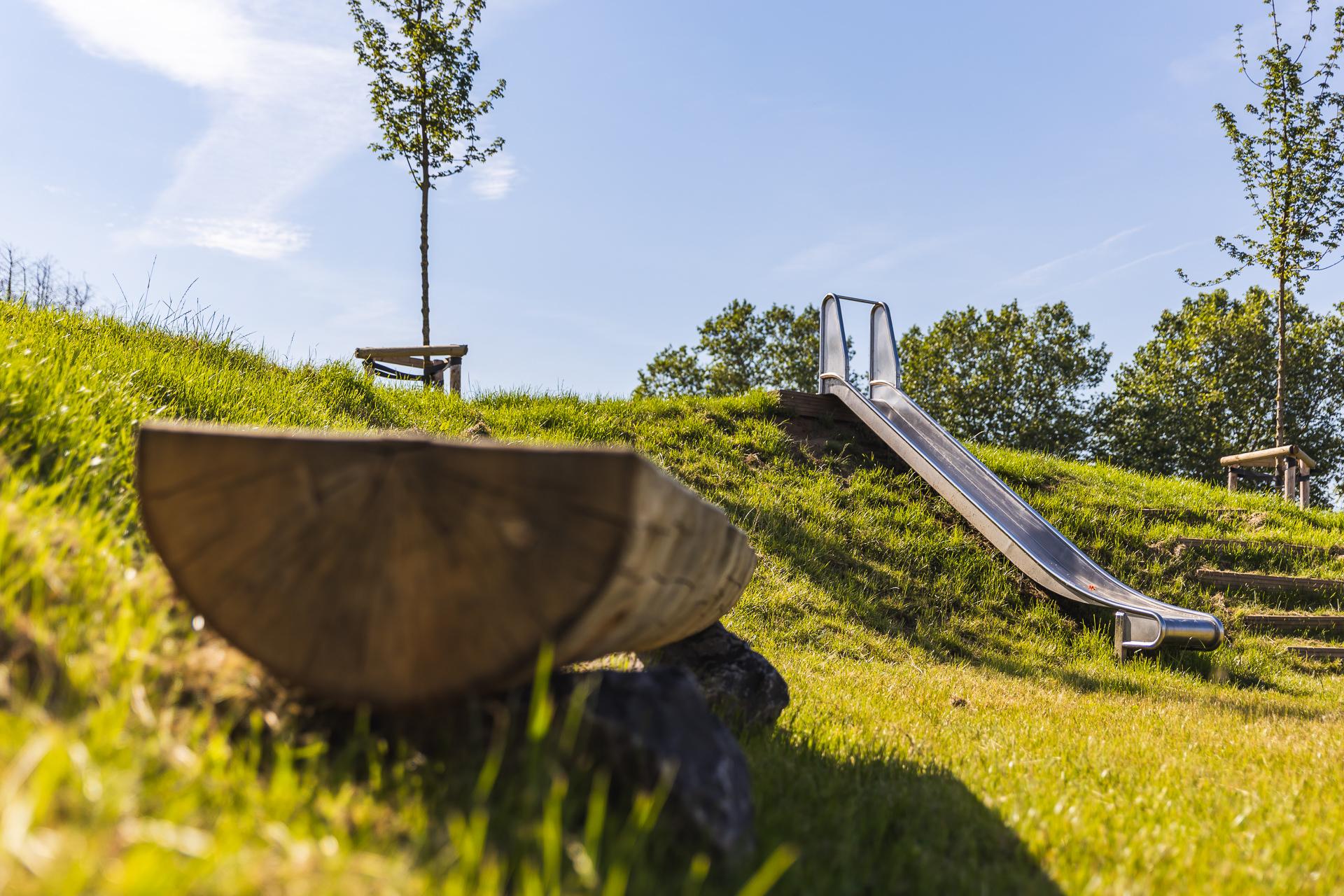 Nieuwe kijkwoning in Meldepark